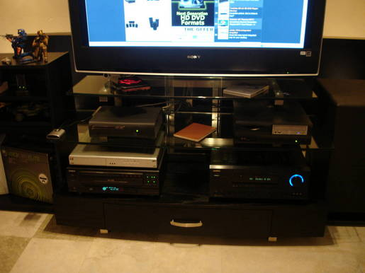MY humble setup.....