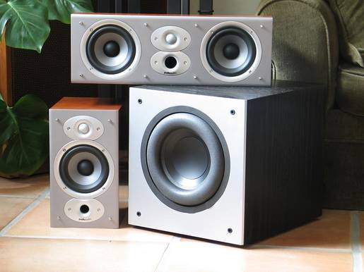 Polk RTi4 Surround System