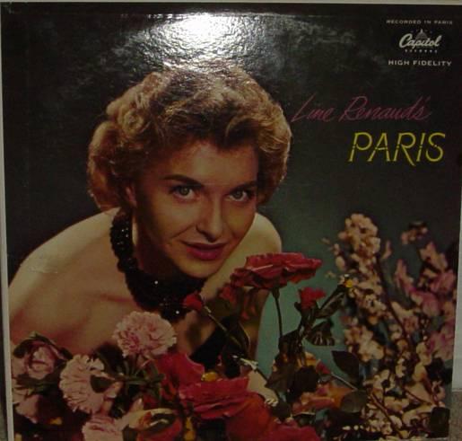 Line Renaud - Paris