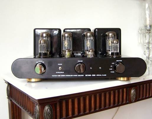 New amp