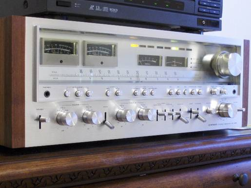 Pioneer SX-1980 Stereo Receiver/Amplifier
