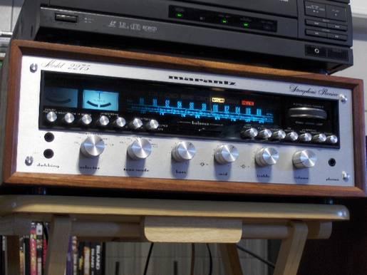 Marantz 2275 Stereo Receiver/Amplifier Vintage 1975