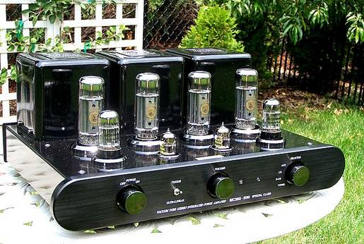 Geoff gets a new Tube amp!