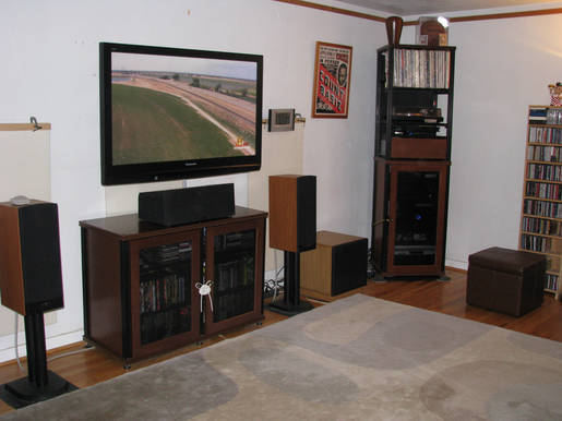 Woochifer's Home Theater 2.0