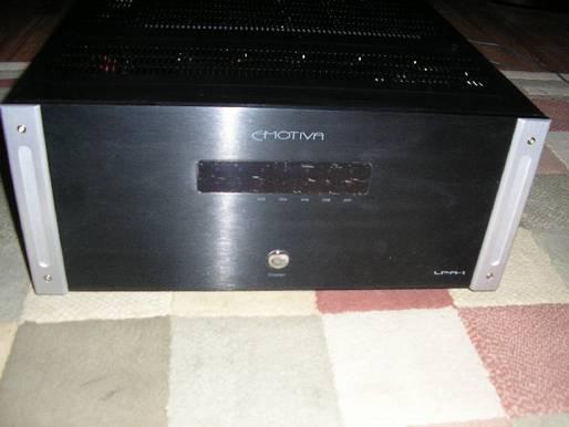 Emotiva LPA-1, 7 channel amplifier