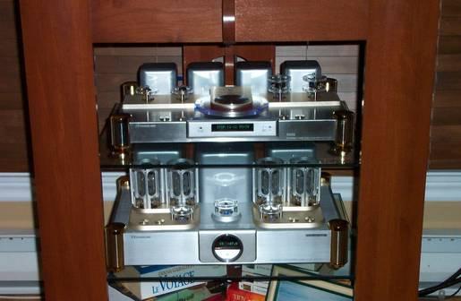 Shanling CD-T100, STP-80