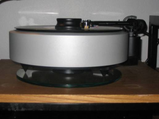 New Turntable