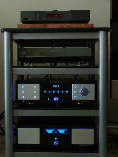 emotiva pre and power amps
