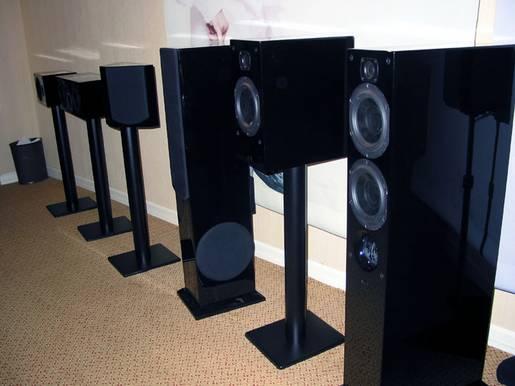 Aperion speakers