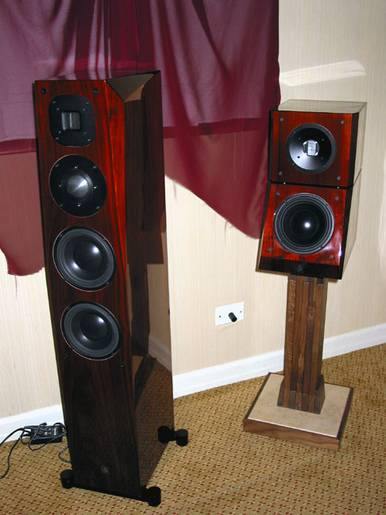 Gini System speakers