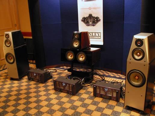 Joeseph Audio Speakers & Manley Amps
