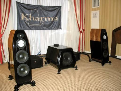 Kharma speakers