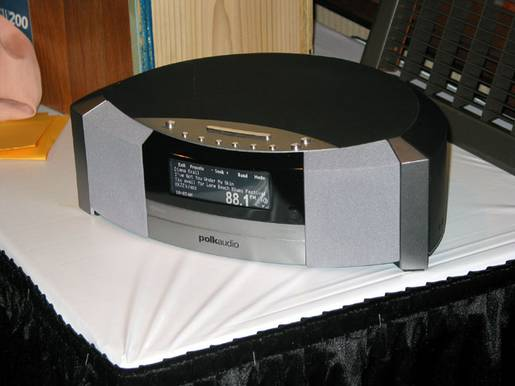 Polk radio