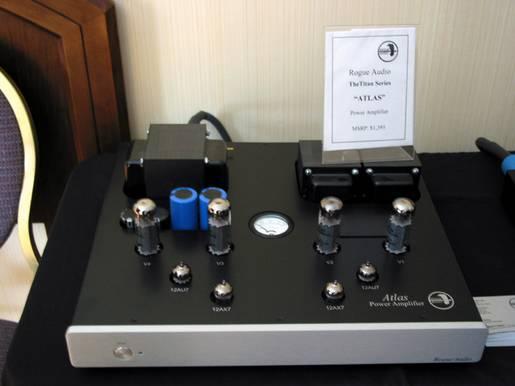 Rogue Audio Atlas amp