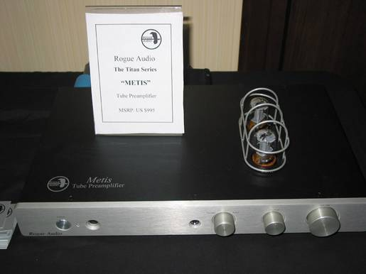 Rogue Audio preamp