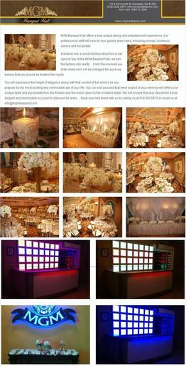 Weddings Glendale CA