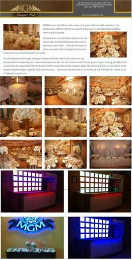 Weddings Glendale CA