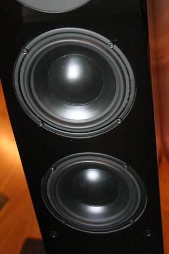 Orsus dual woofers