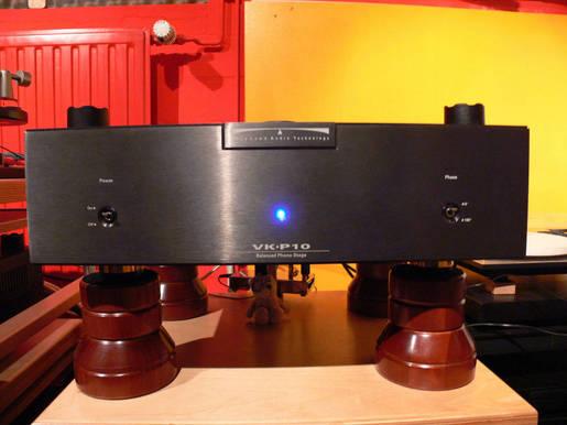 BAT VK P 10 Phono Pre Amp