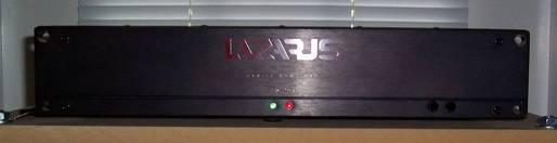 Lazarus front