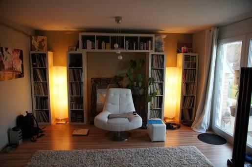 Rear of Audio Room