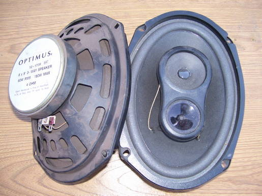 Optimus 6x9 (Car Speakers)
